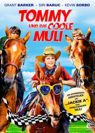 Tommy und das coole Muli - Als der 13 - jährige ein sprechendes Maultier kennen lernt, wittert er die Chance bei einem Pferderennen, das Preisgeld zugewinnen. Aber die Konkurrenz greift zu fiesen Mitteln. Hier geht's zum #Kinderfilm: http://www.kinderkino.de/filme/tommy-und-das-coole-muli/