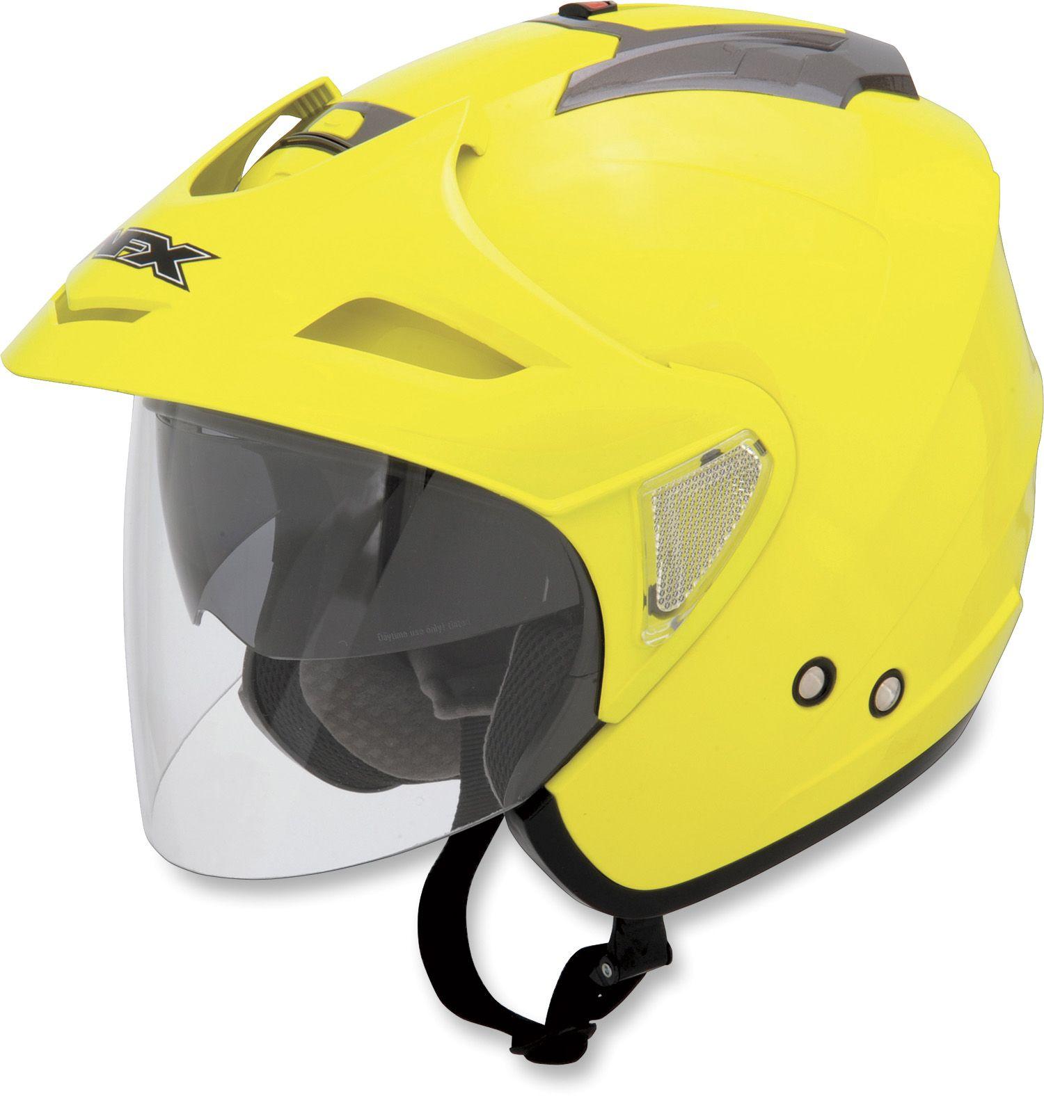 FX-50 Hi-Vis Yellow Helmet from AFX