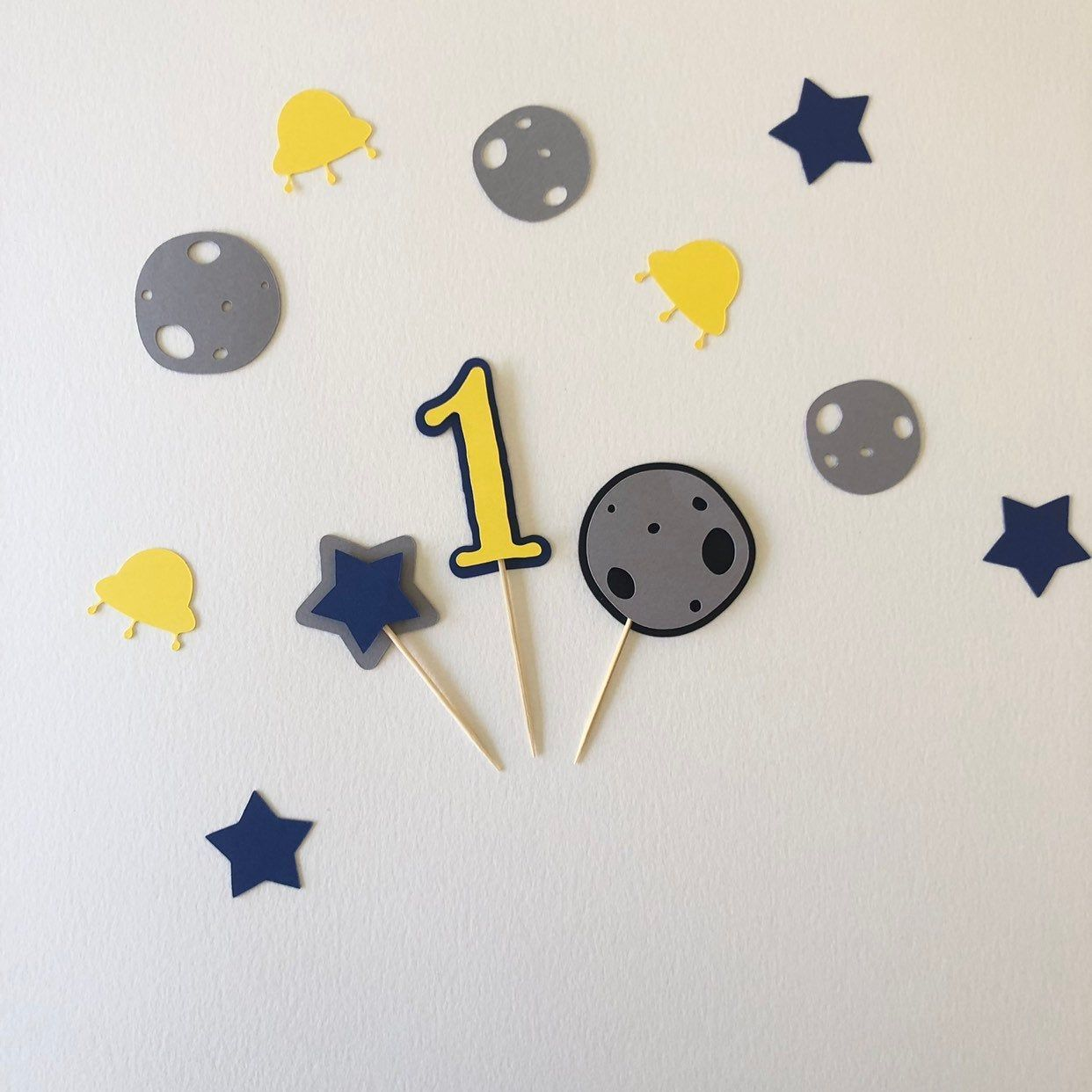 First birthday cupcake toppers, Outer space party decoration, Boys first birthday party decor, Boys first birthday decor, Star planet decor #outerspaceparty First birthday cupcake toppers, Outer space party decoration, Boys first birthday party decor, Boys first birthday decor, Star planet decor #outerspaceparty First birthday cupcake toppers, Outer space party decoration, Boys first birthday party decor, Boys first birthday decor, Star planet decor #outerspaceparty First birthday cupcake topper #outerspaceparty