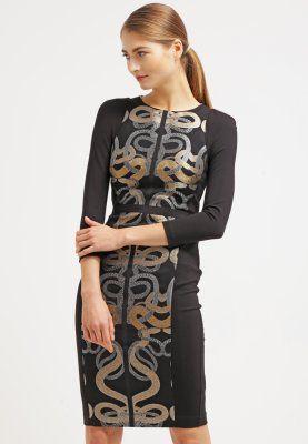 29f8a013a30262 Jurken Ted Baker MALICIA - Zakelijke jurk - black Zwart  € 179