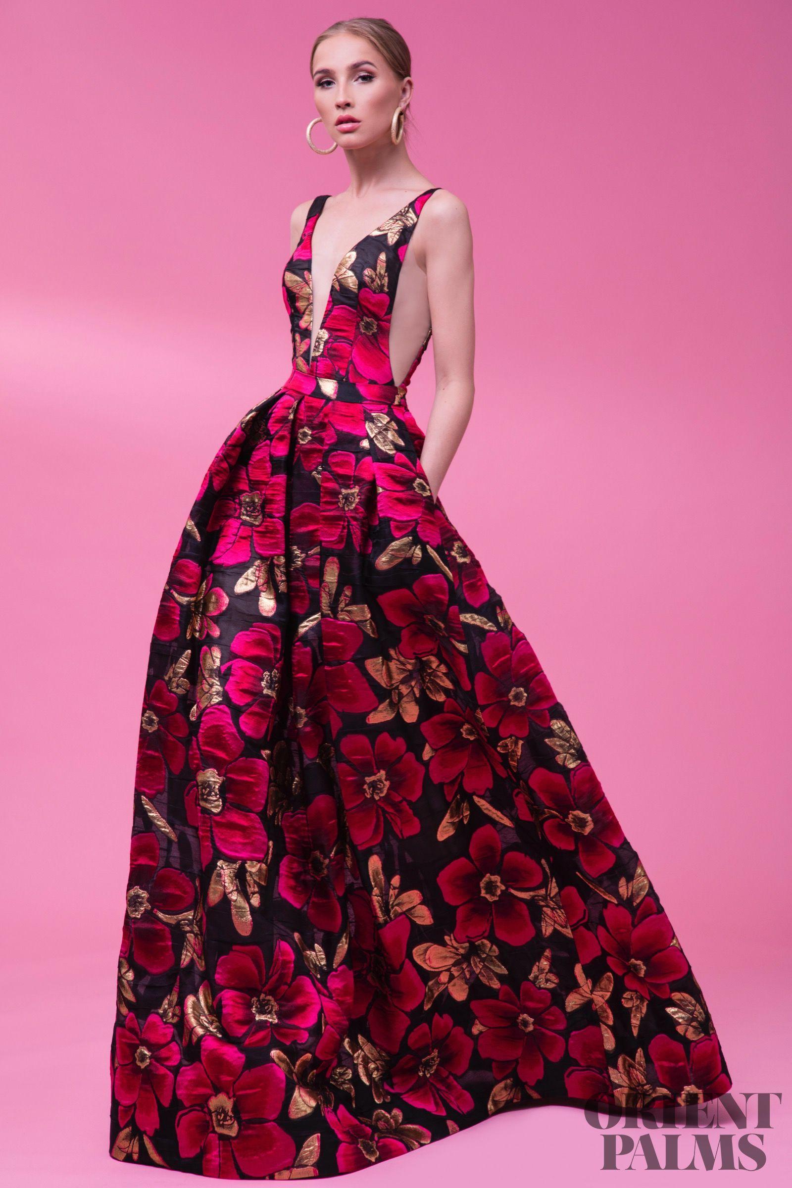Rani Zakhem Spring-summer 2017 - Ready-to-Wear | Vestiditos y Ropa