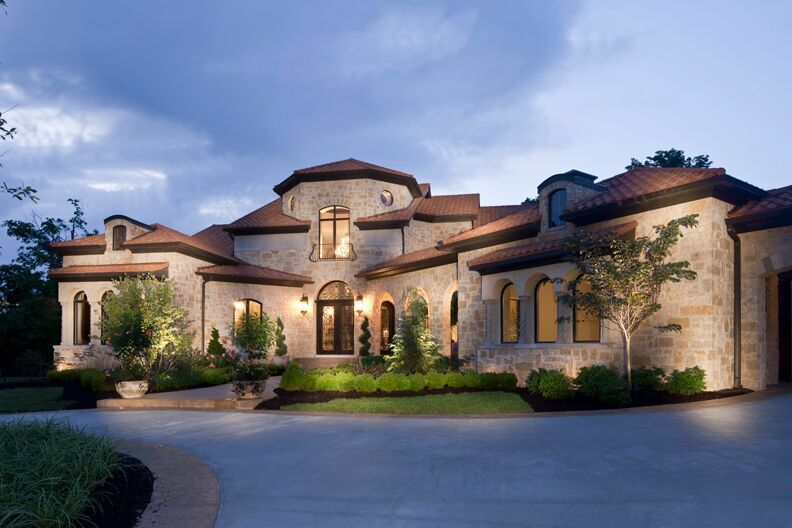 Tuscan Home Tuscan House Houzz Exterior House Designs Exterior