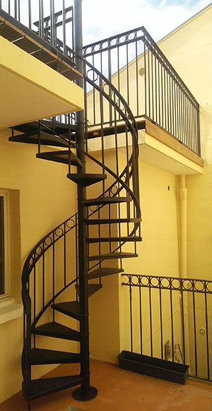Best Compact Spiral Staircase Staircase Spiral Staircase 400 x 300