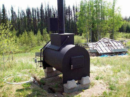 Outdoor Wood Boiler from My-County-Life.com - Outdoor Wood Boiler From My-County-Life.com Ele's Outfitter
