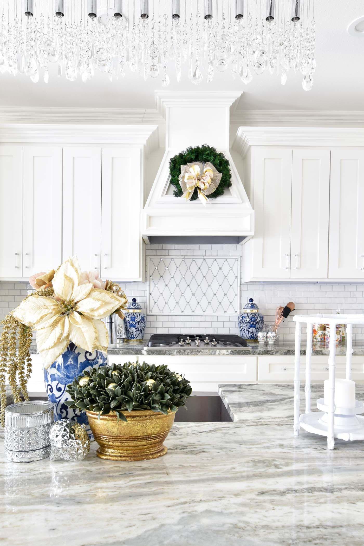 Christmas Kitchen Decor Ideas   Monica Wants It   Christmas ...
