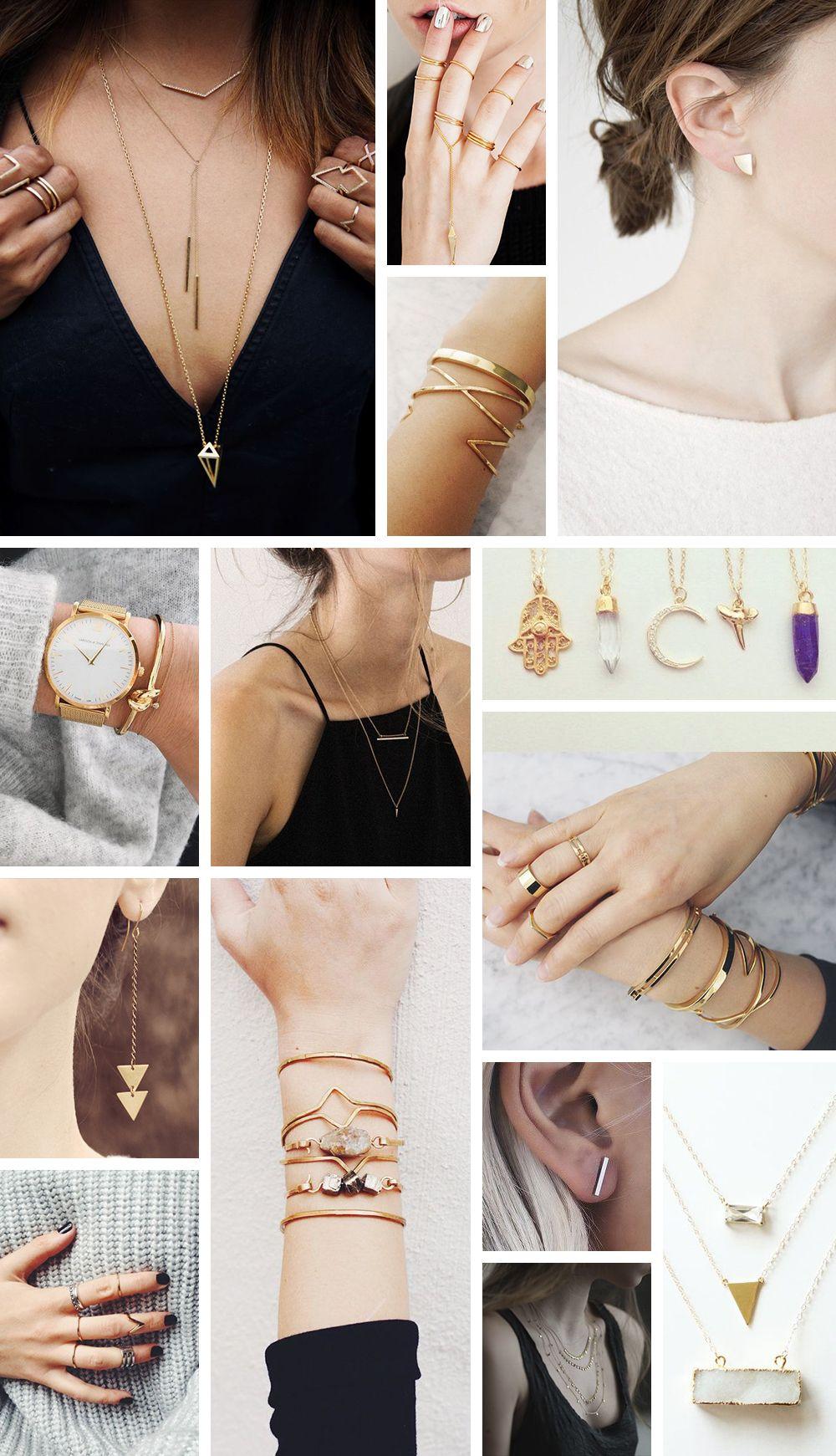 d6b11d3f5 #fashion #trend #minimal #jewelry #tendencia #acessorios #minimalistas  #trendalert