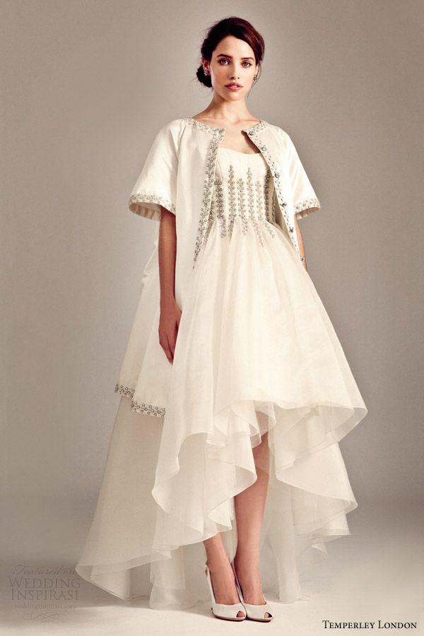 Temperley London 2014/2015 Wedding Dresses — Iris Bridal ...