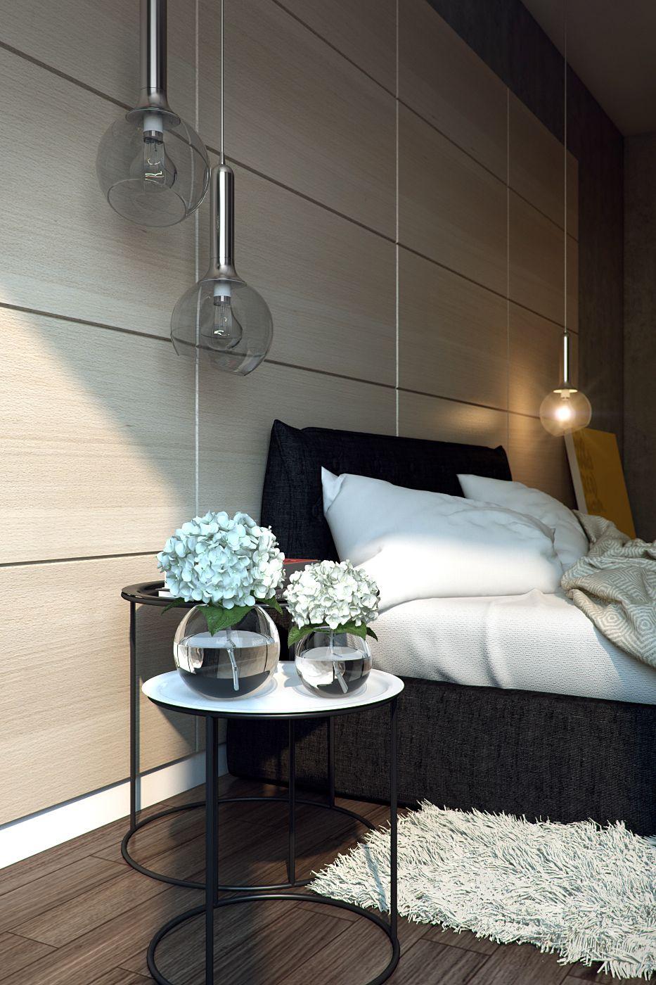 Bedroom on Behance   Bedroom, Zen design, Home decor