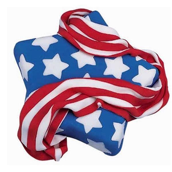 U.S.A Red White n Blue.. Cake patriotism :)