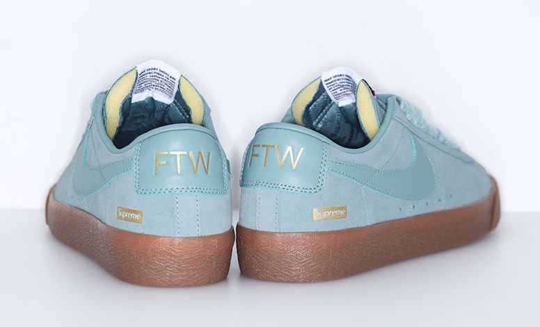 wholesale dealer 674d2 15312 Supreme Nike SB Blazer Low GT Release Date