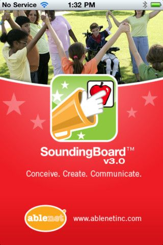 SoundingBoard transforms your iPhone, iPod Touch, or iPad into the