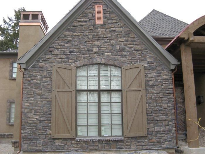 Awesome Rustic Exterior Shutters Gallery - Amazing Design Ideas ...