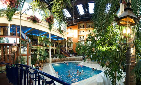 Hotel Jaro Hotel Quebec Jeux D Eau Et Piscines Voyages