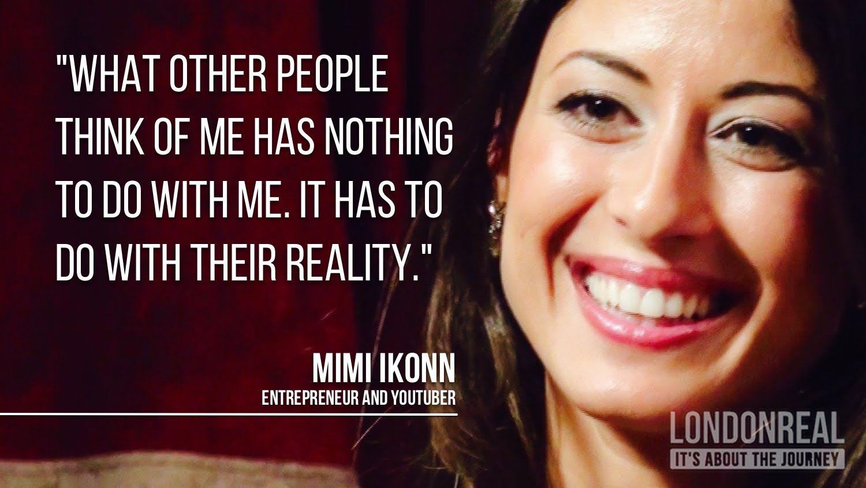 Mimi Ikonn on Haters
