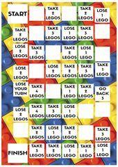 Lego_Board_Game_Printable_,#board #printable