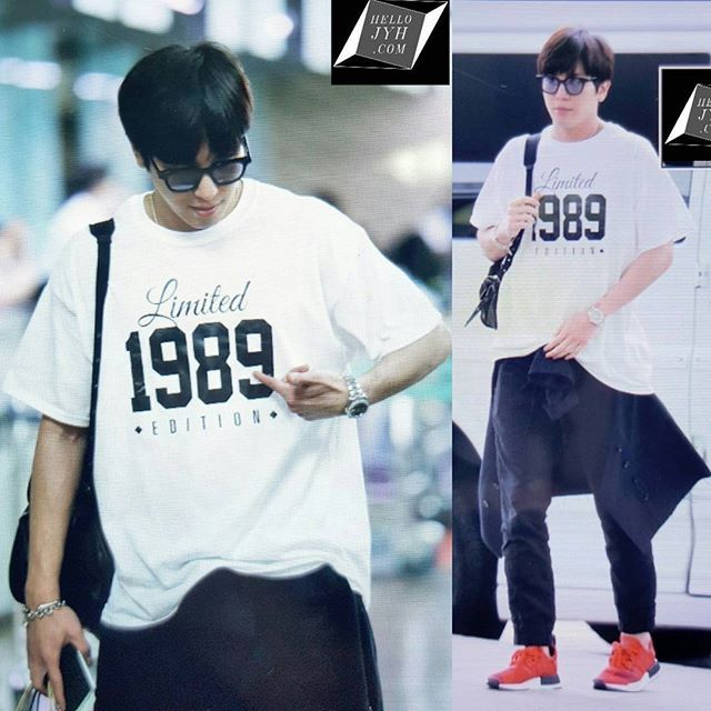2016-06-16 #韓國 #首爾 ✈ #布拉格 @jyheffect0622 is heading to #Prague from #Seoul, #Korea for the movie #CookUpStorm ✈ He is wearing #1989 So cool!!!😍 Safe flight🙏💕 - #CNBLUE #씨엔블루 #BOICE #보이스 #CNBLUEHK #HKBOICE #鄭容和 #정용화 #JungYongHwa #李宗泫 #이종현 #LeeJongHyun #姜敏赫 #강민혁 #KangMinHyuk #李正信 #이정신 #LeeJungShin cr. HelloJYH