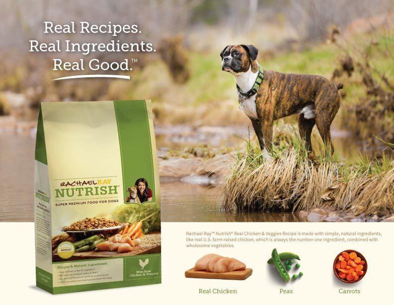 Dog Food Ad
