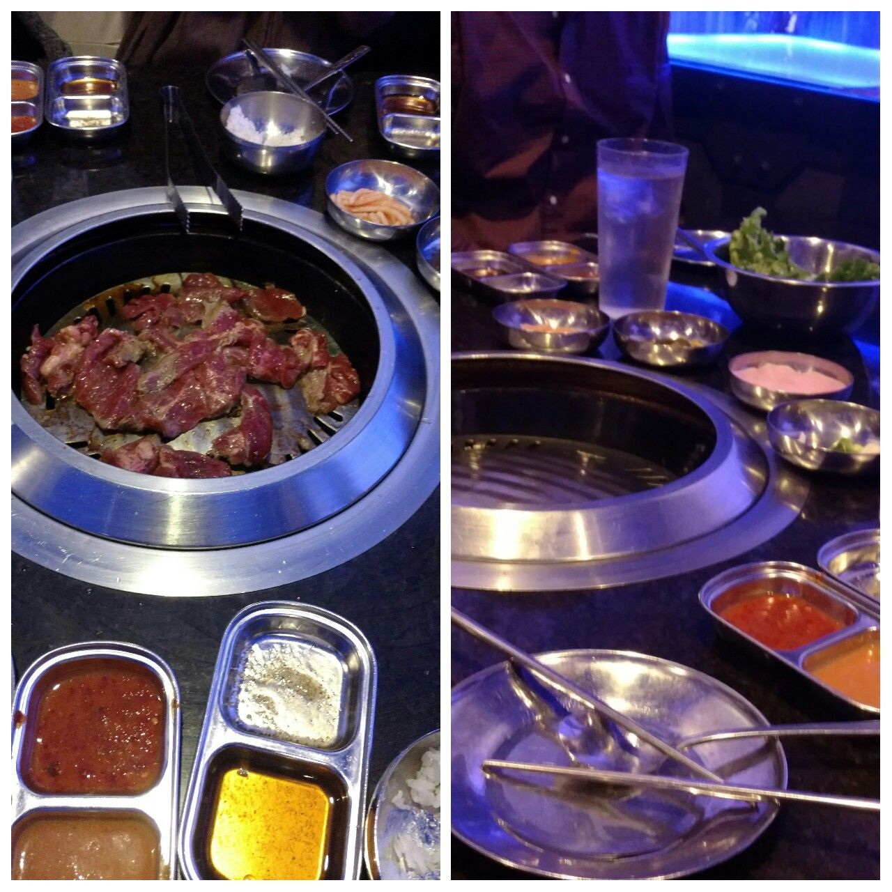 Iron age korean bbq in duluth ga atlanta food korean