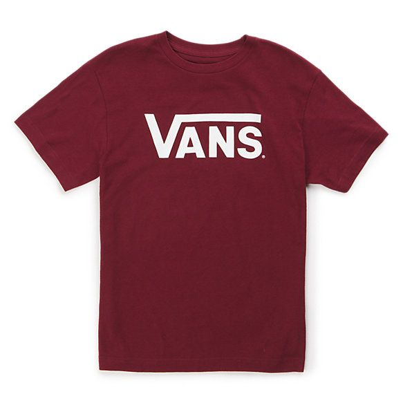 Boys Vans Classic T Shirt | Shop Boys Tops (With images