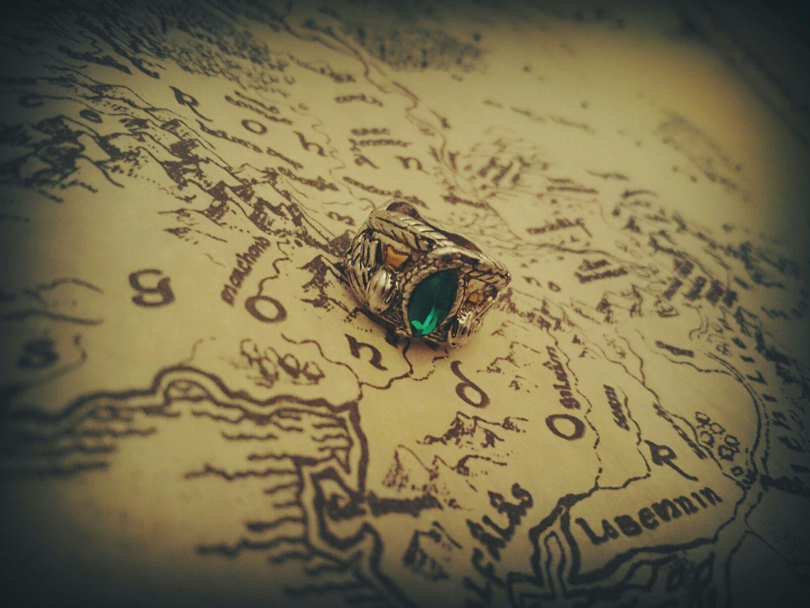 Du bist Isildurs Erbe, nicht Isildur selbst... Aragorn, Arathorns Sohn und Thronerbe von Gondor... (Barahirs Ring)