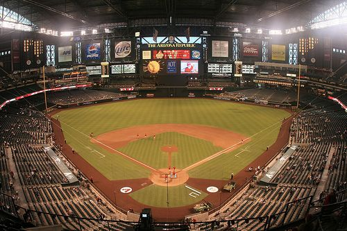 Footballstop Co Uk Baseball Park Baseball Stadium Arizona Attractions