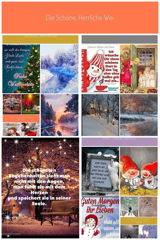 Die schöne, herrliche Weihnachtszeit, sie soll dir bringen Glück, Liebe und ga...,  #bringen #die #dir #Glück #herrliche #liebe #Schöne #Sie #soll #und #Weihnachtszeit #Winterbilderwald