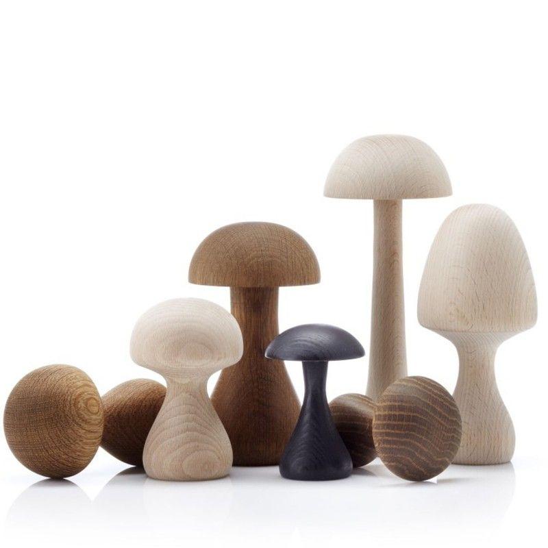 Funghi Holzfigur von applicata bei ikarus.de