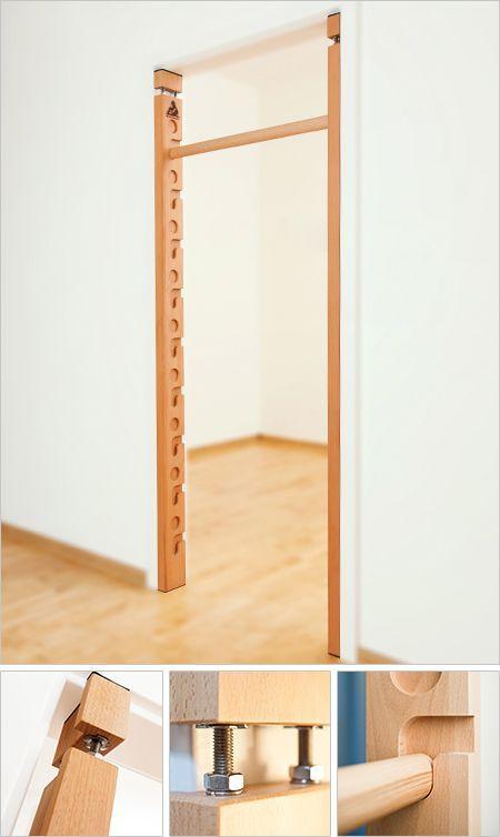 fatmonkey sprossenwand f r den t hrrahmen hochwertig. Black Bedroom Furniture Sets. Home Design Ideas