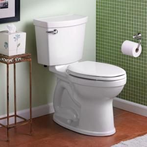 American Standard Champion 4 Max Complete 1 28 Gpf No Tools Right Height 2 Piece High Efficiency Elongated Toilet I American Standard Modern Toilet Toilet Tank