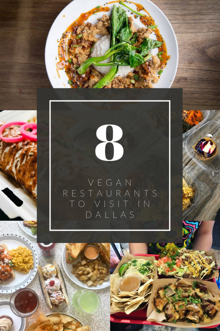 Top 8 Dallas Vegan Restaurants That Actually Taste Good Vegan Restaurants Best Vegan Restaurants Vegan Restaurant Options
