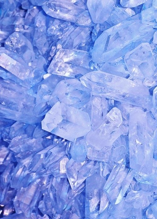 Periwinkle Crystals Wallpaper Crystal Background Stone