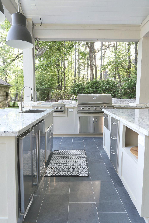Planning An Outdoor Kitchen Where To Start Outdoor Kitchen
