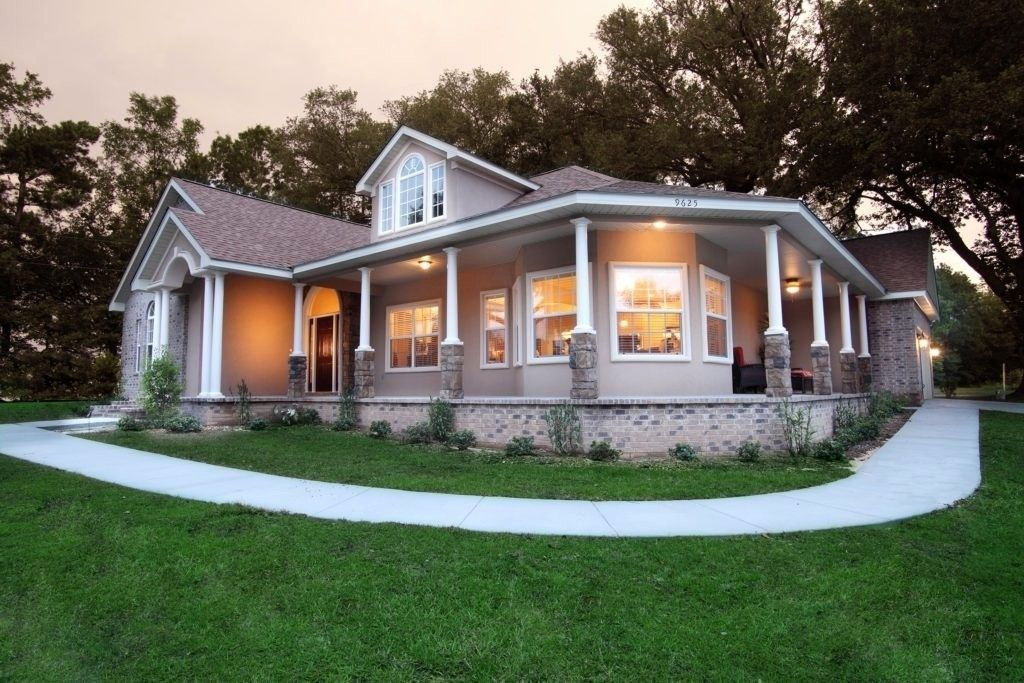 Wrap Around Porch Home Plans Fresh Single Story House Plans With Porch House Plans Barn Style House Barn Style House Plans
