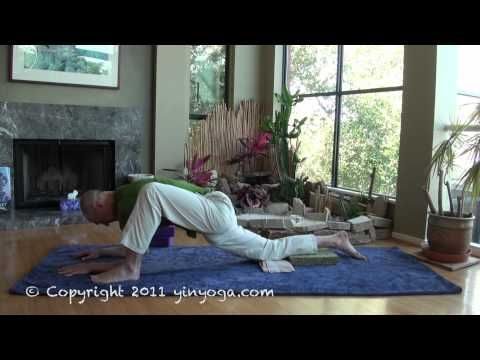 bernie clark yin yoga chakra sequences  bing videos  yin