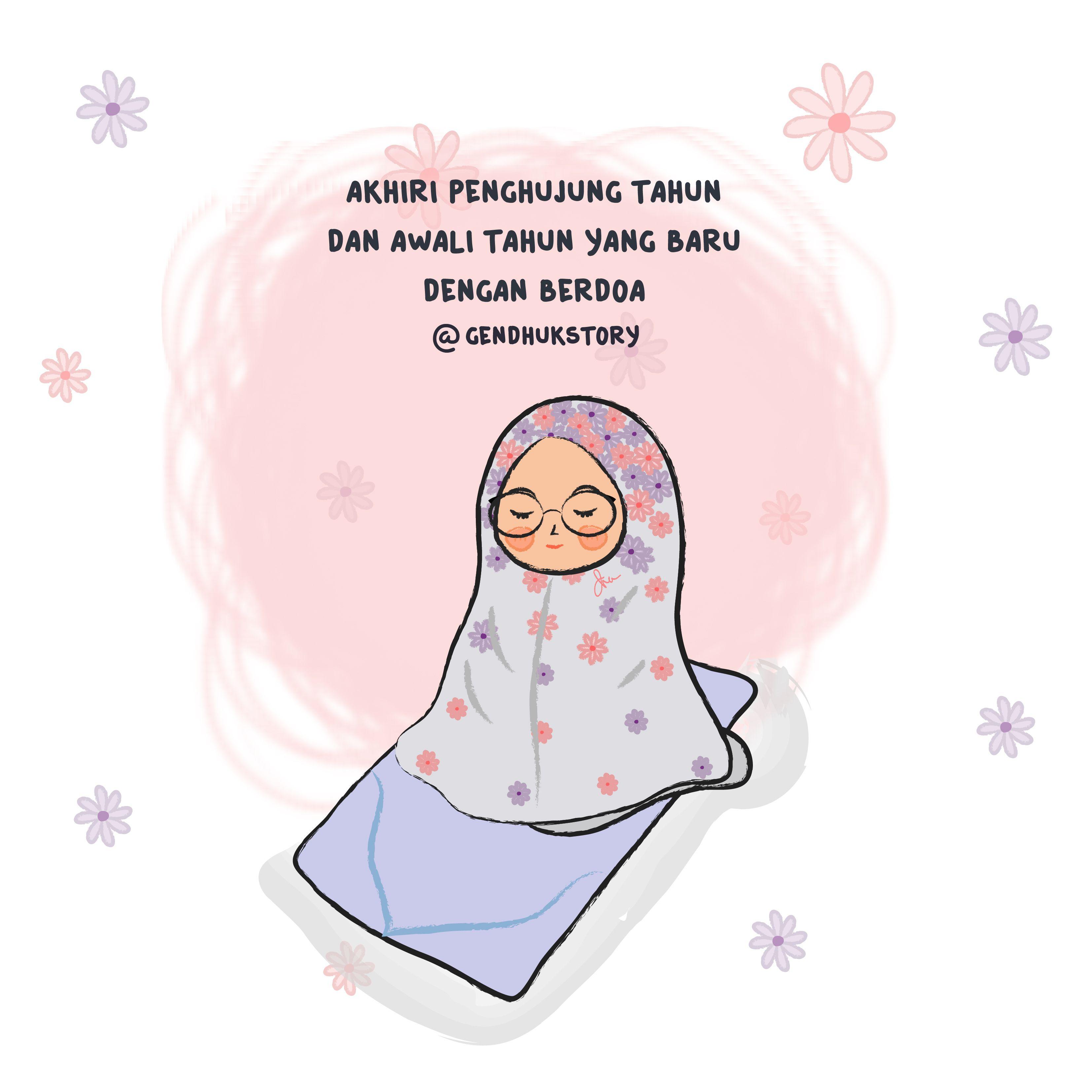 Kartun Muslimah Ldr Gambar Kartun