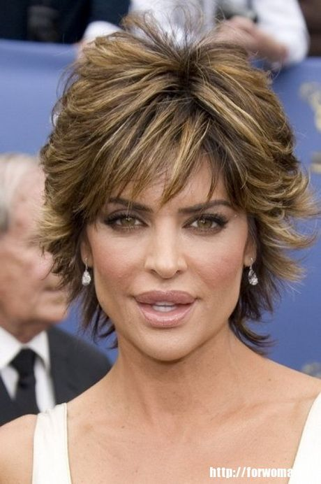 Super Short Feathered Hairstyles For Women Hair Pinterest For Hairstyles For Women Draintrainus