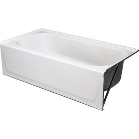 Briggs Enameled Steel Bathtub Type Alcove Collection Name Pendant Actual Height Inches 16 625 Actual Length Inches 30 Actual W Bathtub Steel Tub Steel Bath