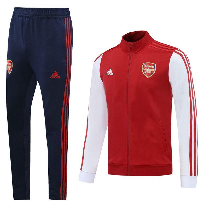 2019-2020 Arsenal Red & White Thailand Soccer Jacket Uniform-LH ...