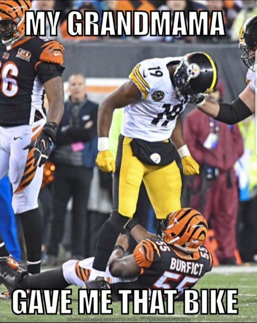 Steelers Jokes : steelers, jokes, Didn't, Caption, Funny!, Pittsburgh, Steelers, Funny,, Football,, Players