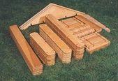 Photo of Ich liebe Lincoln Logs, Lego's und andere Baukästen, als ich ein Kind war …, …