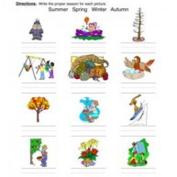 classifying-seasons-worksheet-2-350x350.jpg (350×350) | Ideas for ...
