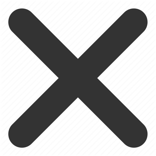 Cancel Close Cross No Remove Icon Download On Iconfinder Icon All Icon How To Remove