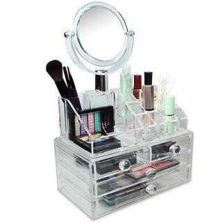 Ikee Design Luxury Cosmetic Makeup Acrylic Organizer 18154206
