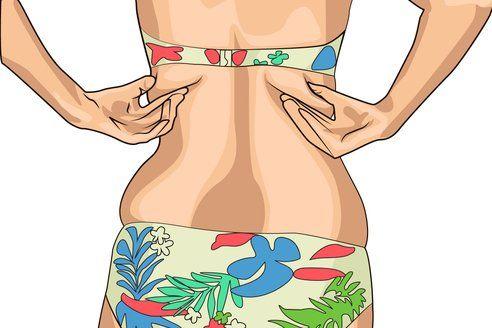cómo perder grasa en el cuello en una semana