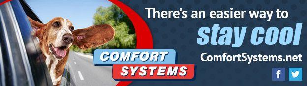 Hvac Billboard Design For Comfort Systems Wichita Ks Billboard Design Comfort Billboard