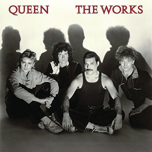 Queen - The Works-Sealed-New Record on Vinyl Track Listing - Radio GaGa - Tear It Up - It's A Hard Life - Man On The Prowl - Machines (Or Back To Humans) - I Want To Break Free - Keep Passing The Open Windows - Hammer To Fall - Is This The World We Created...?