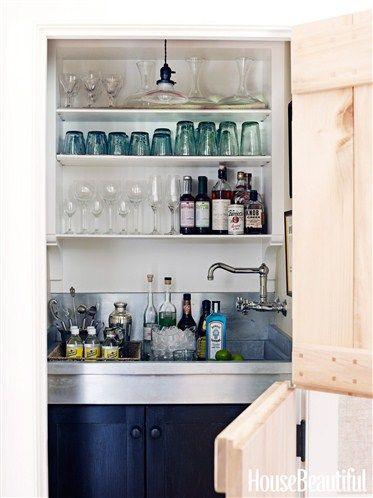 Hidden Bar (© Francesco Lagnese) | beach | Pinterest | Bar, Men cave ...