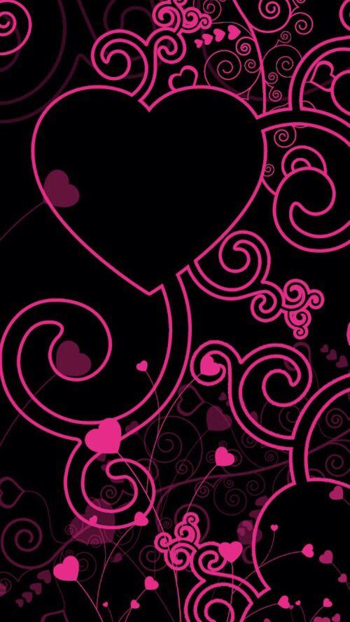 Wallpaper Iphone 5s Love Wallpaper Heart Wallpaper Cellphone