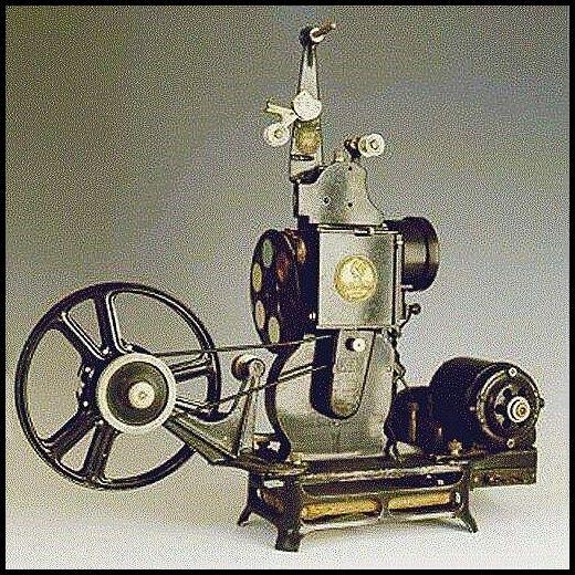 Antiguo Proyector De Cine Proyector De Cine Elementos Del Cine Cine