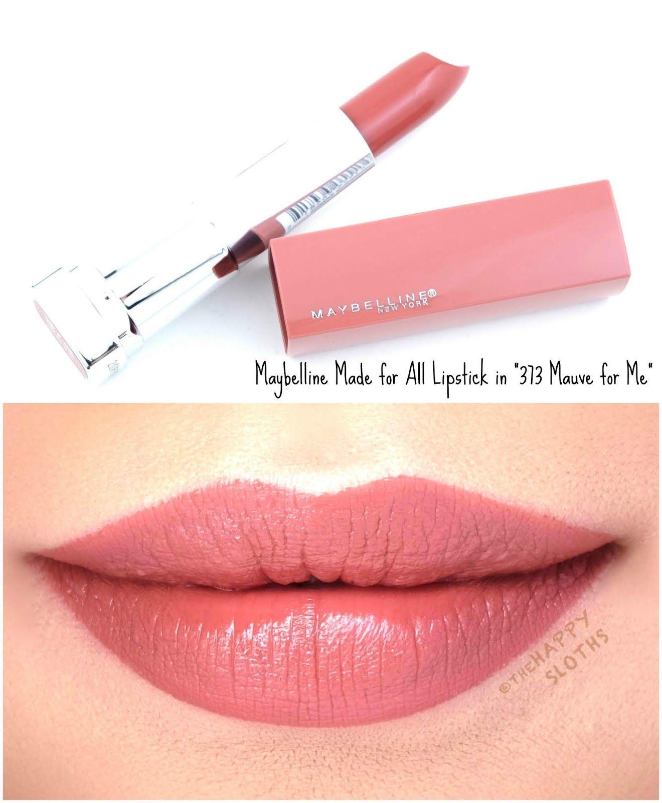 Maybelline Lip Colors Maybelline Lipstick Lipstick